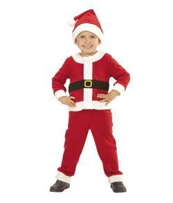 Julemand kostume til små børn
