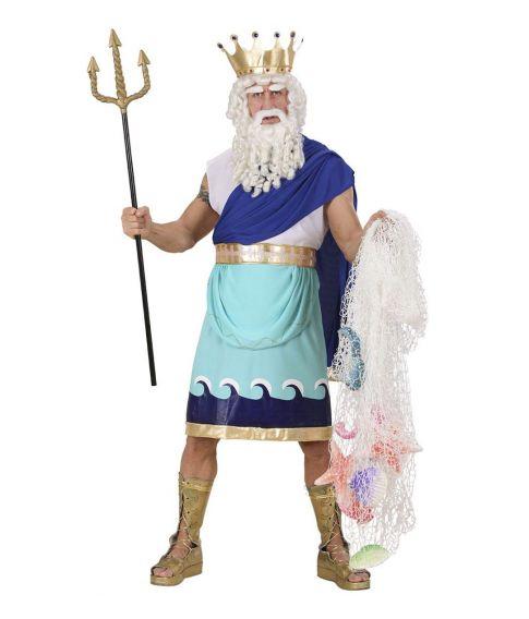 Poseidon kostume