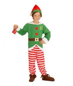 Julealf kostume til drenge.