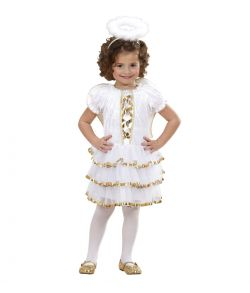 Engel kostume til små piger.