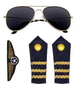 Pilot udklædning.