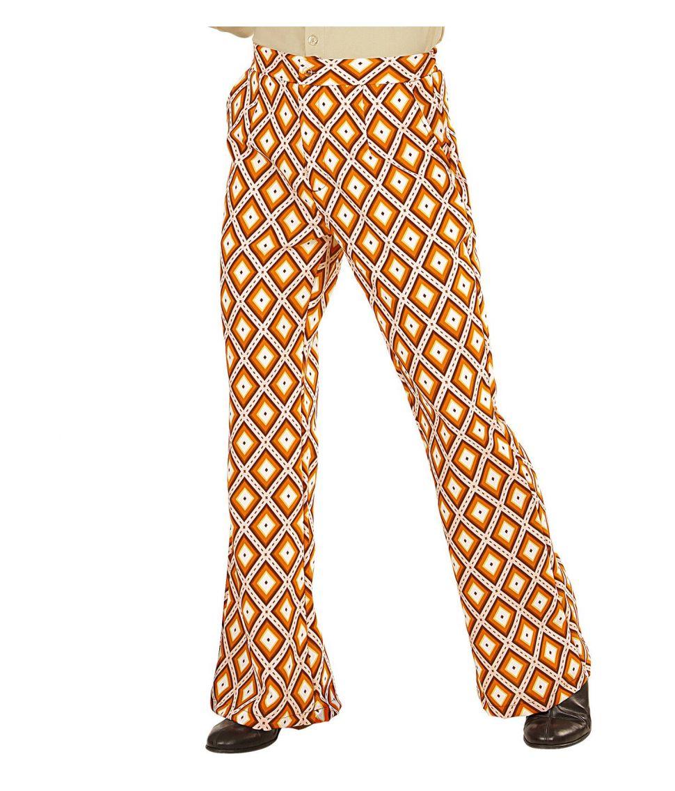 Smarte 70er bukser til udklædning.