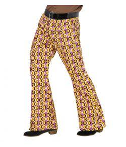 Groovy Man Disco 70er bukser