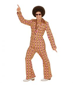 70er Groovy Man Disco suit