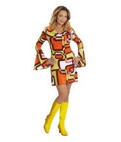 Groovy Tubes 70er kjole