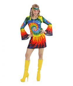Psychedelic Hippie kostume
