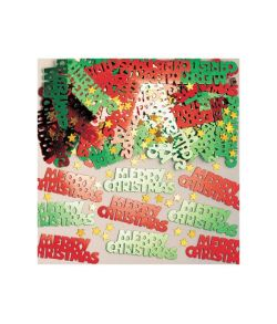 Merry Christmas konfetti 14g