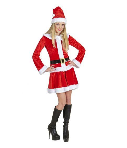 Miss Santa Kostume