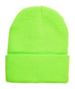 Neongrøn hue