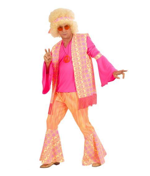 Hippie kostume til mænd