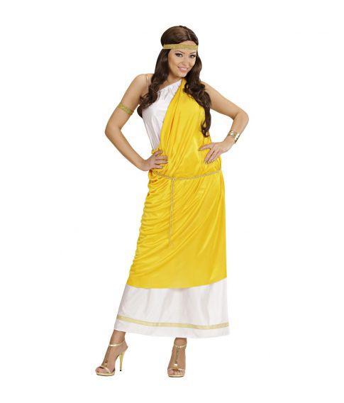 Romersk gudinde kostume.