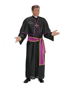 Kardinal kostume til voksne.