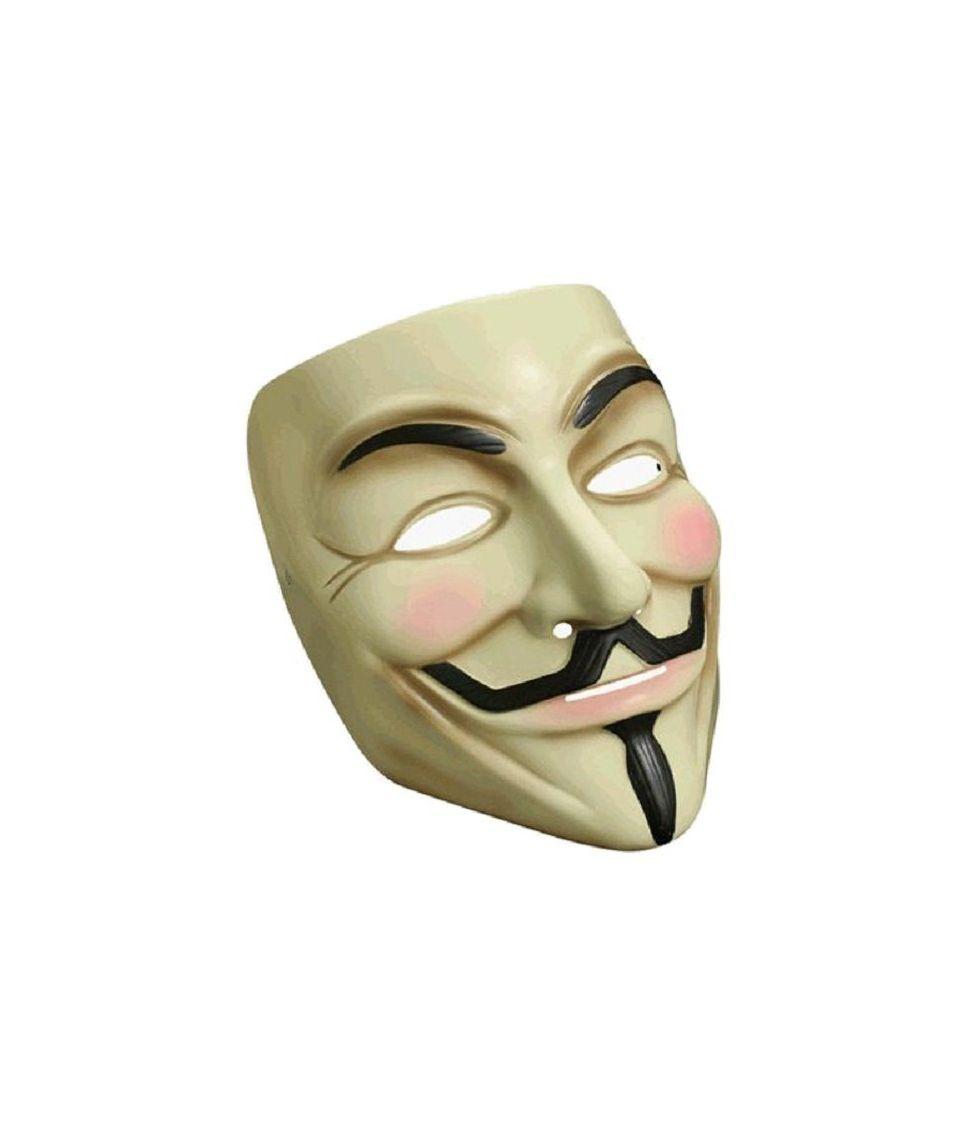V for Vendetta maske - Guy Fawkes maske
