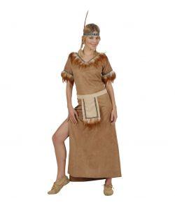 Mohawk Idianer kostume