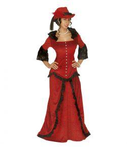Western Lady kostume