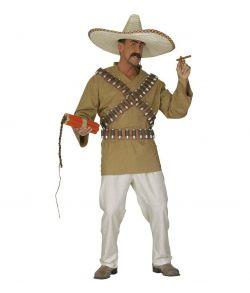 Mexicaner kostume.