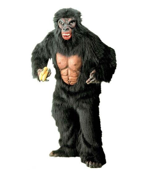 a4aba0f8822 Gorilla kostume