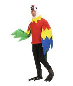 Papegøje kostume til voksne