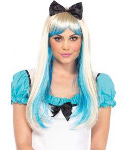 Alice i Eventyrland paryk