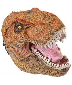 Dinosaur maske latex