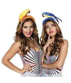 Hårbøjle papegøje