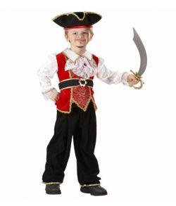 Pirat kostume til små børn.