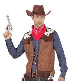 Cowboy vest til voksne.