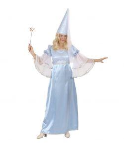 Blå Fe kostume