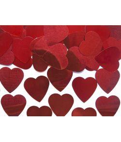 Store Hjerte Flitter 10 g