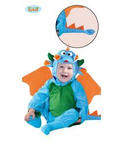 Drage kostume til småbørn