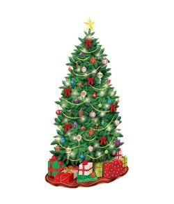 Juletræ Scene Setters