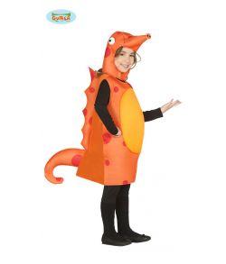 Søhest kostume til børn.