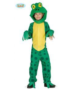 Frø kostume til børn.
