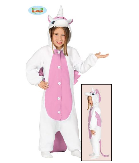 Enhjørning kostume til børn.