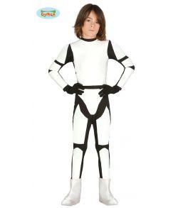 Stormtrooper kostume til børn.