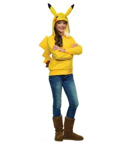 Pokemon Pikachu kostume til teens.