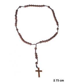 Bønnekæde med kors