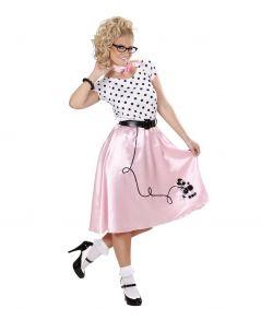 Flot 50er kjole