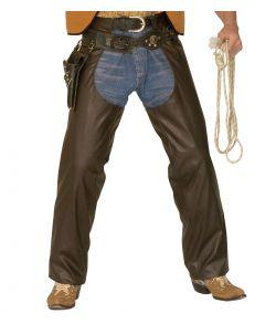 Cowboy Chaps til kostume.