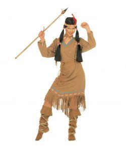 Cheyenne Indianer kostume.