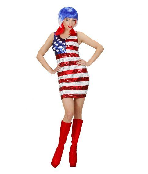 Miss USA kostume.