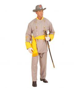 Sydstats general kostume.