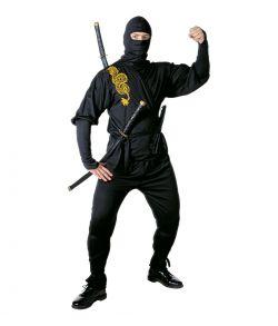 Ninja kostume til voksne.