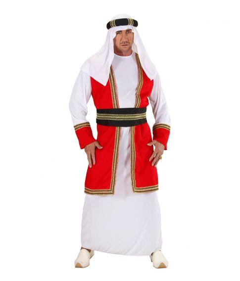 Arabisk Sheik kostume