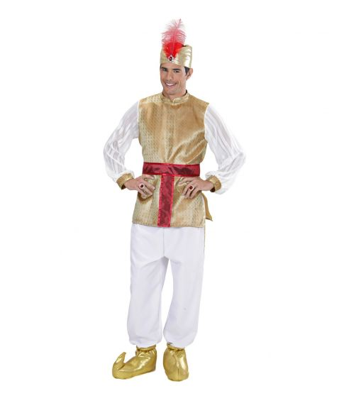 Sultan kostume