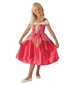Tornerose kjole til piger.