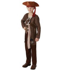 Jack Sparrow kostume til børn.