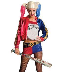 Harley Quinn oppusteligt bat