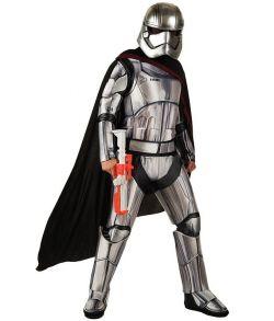 Star Wars Captain Phasma kostume