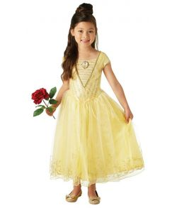 Skønheden og Udyret Belle kjole.